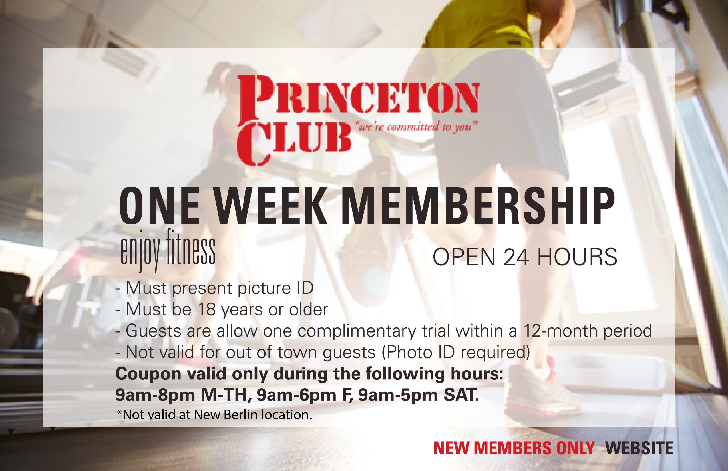 one-week-membership
